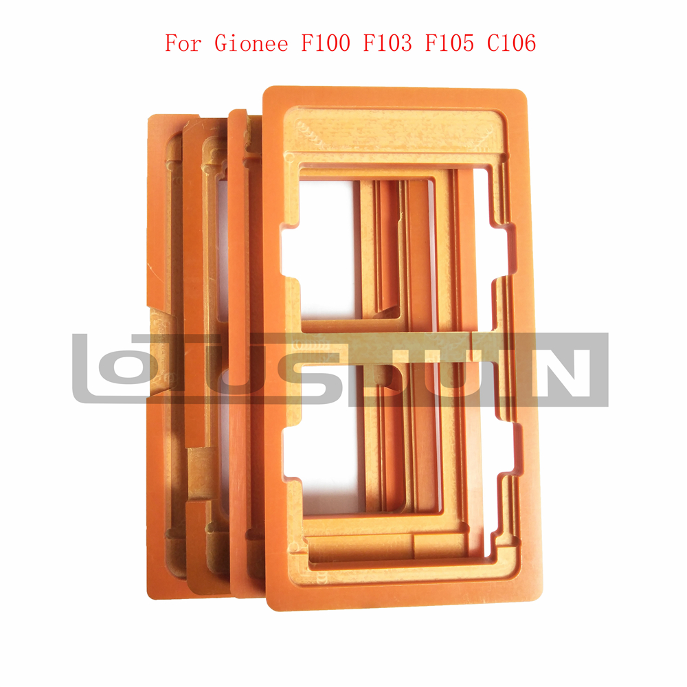 PF Glue Mould LCD <font><b>screen</b></font> glass Mold Holder oca molds for <font><b>Gionee</b></font> F100 <font><b>F103</b></font> F105 C106 image