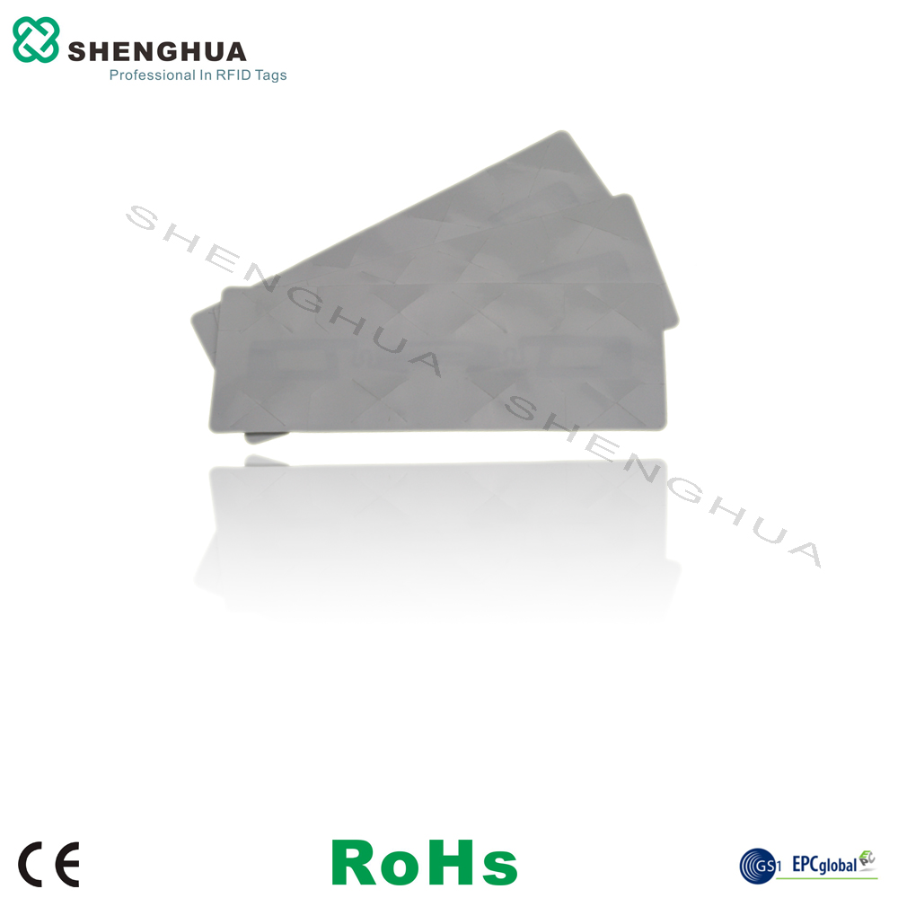 50pcs/lot RFID Vehicle Management System Uhf Rfid Windshield Tag Rfid Adhesive Stickers Tag Windshield Long Range Reading
