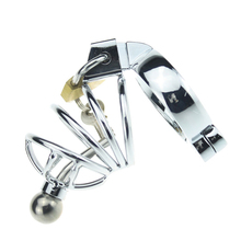 Male Chastity Lock With Chastity And Chastity Cage Men Penis Simple Male Line Lock Fine For Penis Sex Protects