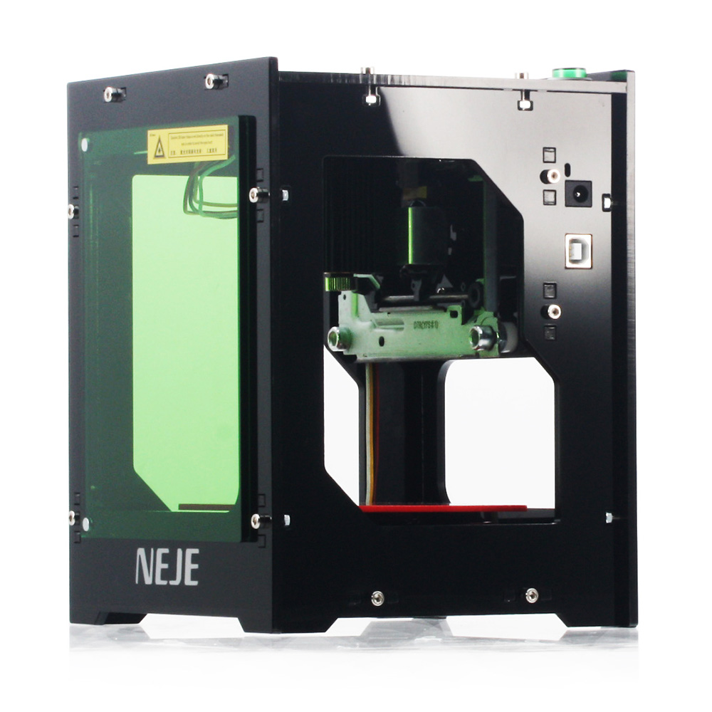 3000mW Laser Engraver 445nm Smart AI Laser Engraving Machine Supports Off-line Operation DIY Print Carving Machine for Windows