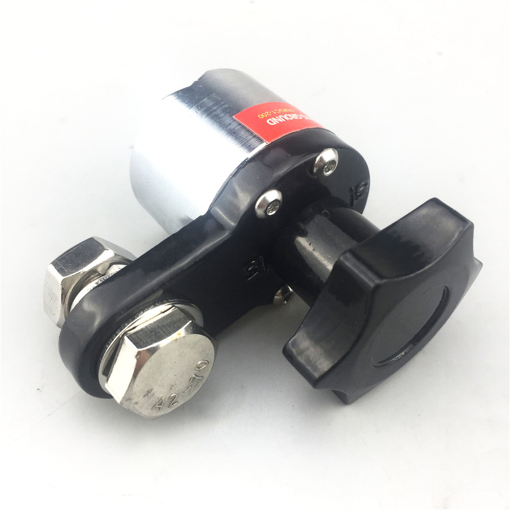 Image 5 - MWGC1 200 Magnetic Welding Ground 200A Soldering Grounding Clamp Iron Welding Machine Neodymium Magnet Magnetic ConnectorMagnetic Materials   -