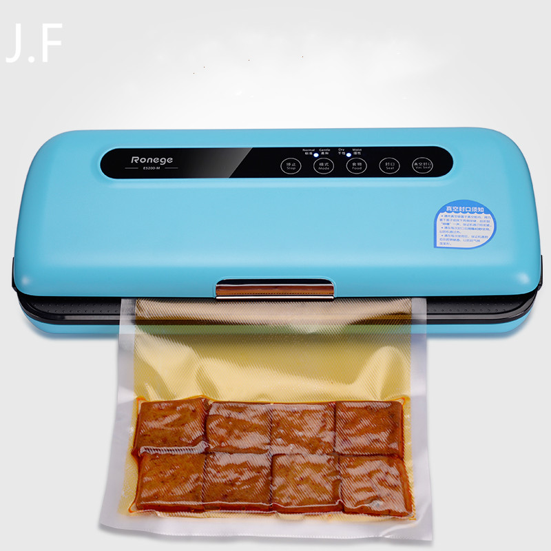 advanced Household Vacuum Packing Machine Wet and dry Fully automatic food Vacuum machine Commercial Sealer 220v full automatic electric vacuum sealing machine dry and wet vacuum packaging machine vacuum food sealers commercial and home