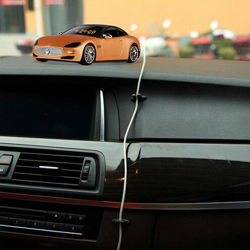 8 հատ / Lot Car Wire Wire Cable Holder Tie Clip Fixer Organizer - Ավտոմեքենայի ներքին պարագաներ - Լուսանկար 3