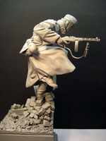 1/16 6th Army Stalingrad without base Historical toy Resin Model Miniature Kit unassembly Unpainted