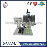 Alta Qualidade Semi Automática Máquina de Parafuso de Nivelamento  Capsulador Garrafas De Bomba De Pulverização|machine users|machine heidelberg|machine coil -