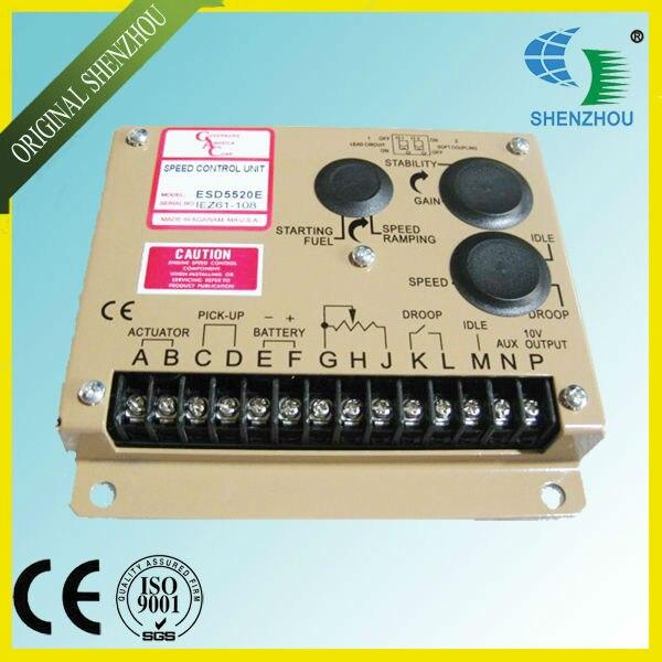 high quality speed controller ESD5520 10 50v 100a 5000w reversible dc motor speed controller pwm control soft start high quality