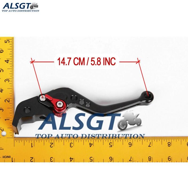 For KTM ADVENTURE 1050 2016 Clutch Brake Levers Short//Long CNC Adjustable