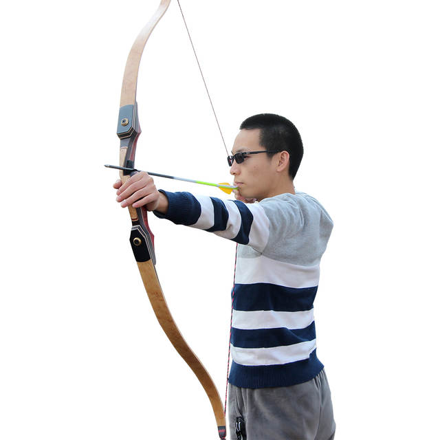 BARR INDIAN traditional recurve bow laminated limbs and wood riser hunting  bow with high arrow speed customed your archery bow