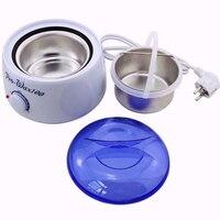 Depilatory Wax Warmer Rechargeable Hair Remover Hard Wax Bean Heater Tool Machine 110V 220V