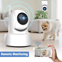 HD 1080P Wifi Wireless Smart IP Camera Network Surveillance Cameras Home Security Baby Monitor CCTV Night Vision Two-way Audio