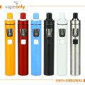 Original joyetech ego aio d22 xl kit cigarro eletrônico 4 ml Tank & 2300 mAh Bateria Embutida aio XL All-in-one Vape ego Kit