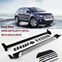 For Ford Edge 2009.2010.2011.2012.2013.2014.2015 Running Boards Car Side Step Bar Pedals High Quality Original Design Nerf Bars