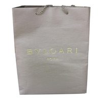 Paper Shopping Bag 2016 Gift Bag Fashion Packing Paper Bag