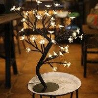 small lamp string ins detonation money chandeliers modelling lamp lights LED twinkle light small night light lamp tree