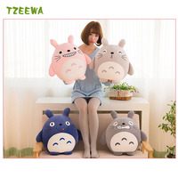 Plush Animals Toys Lovely Totoro Stuffed Doll Kawaii Plush Movie Character Kinder Speelgoed Cartoon Soft Gift