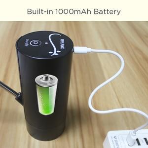 Image 4 - Reelanx distributeur deau P1 intégré 1000mAh Rechargeable pompe à eau électrique pour bouteille distributeur de boissons