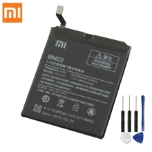 Original XIAOMI BM22 Replacement Battery For XiaoMi 5 Mi5 M5 Prime Authentic Replacement Phone Batteries 2910mAh original xiaomi bn32 replacement battery for xiaomi bn32 authentic phone batteries 3300mah