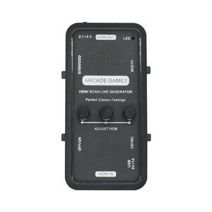 Image 2 - ل HDMI الماسح الضوئي مولد الماسح الضوئي للألعاب الرجعية/اللاعبين/مامي/المحاكي/الممرات ل نينتندو سويتش/xbox 360 / PS4