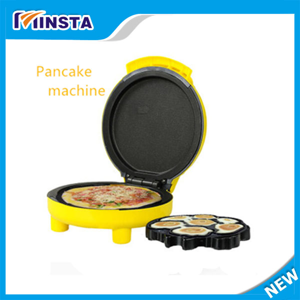 FREE SHIPPING HK Non-stick Automatic Household Home Electric Rotary Egg Waffle Maker Pancake Machine Cooking Tools 12psc lot egg waffle maker household type cake machine kitchen cooking donut maker free shipping by dhl