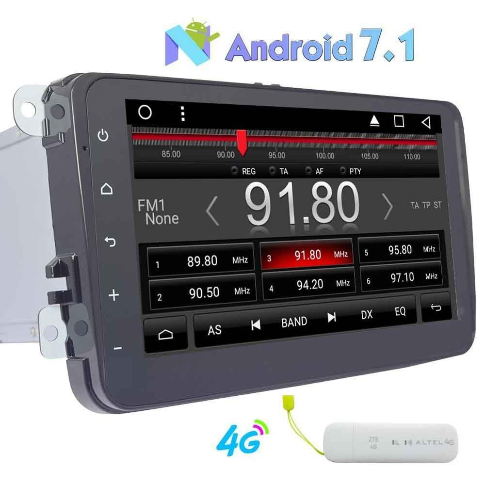 8 GPS font b Radio b font Android 7 1 font b Car b font Stereo