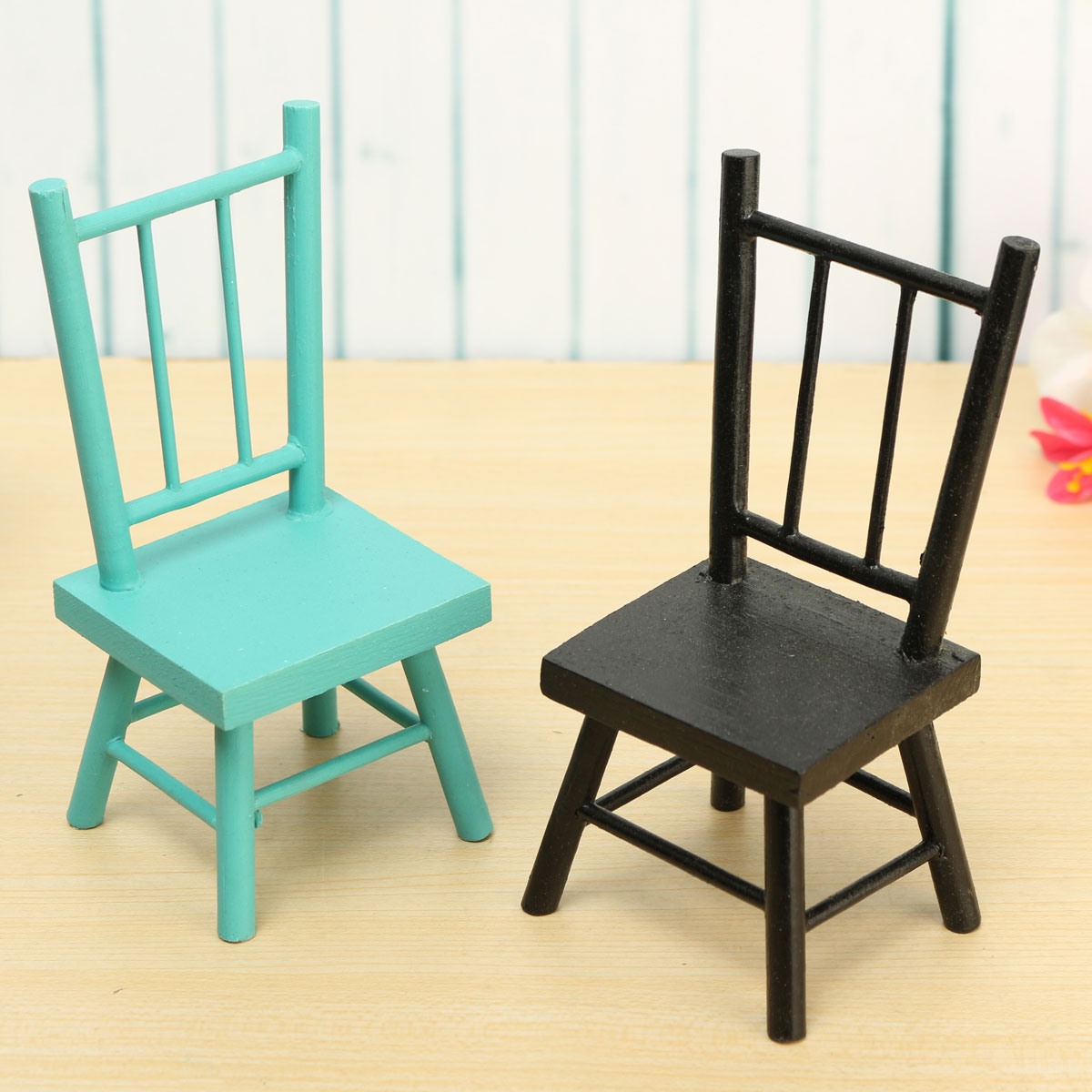 Wooden Craft Mini Small Chair