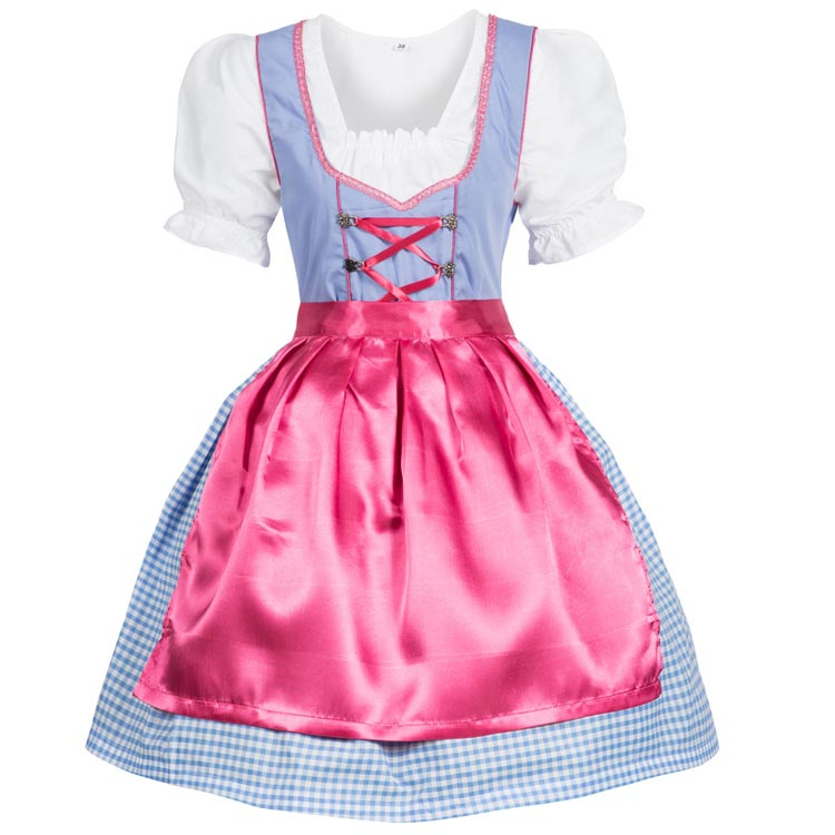 Oktoberfest Costume Women German Dress Dirndl Costumes