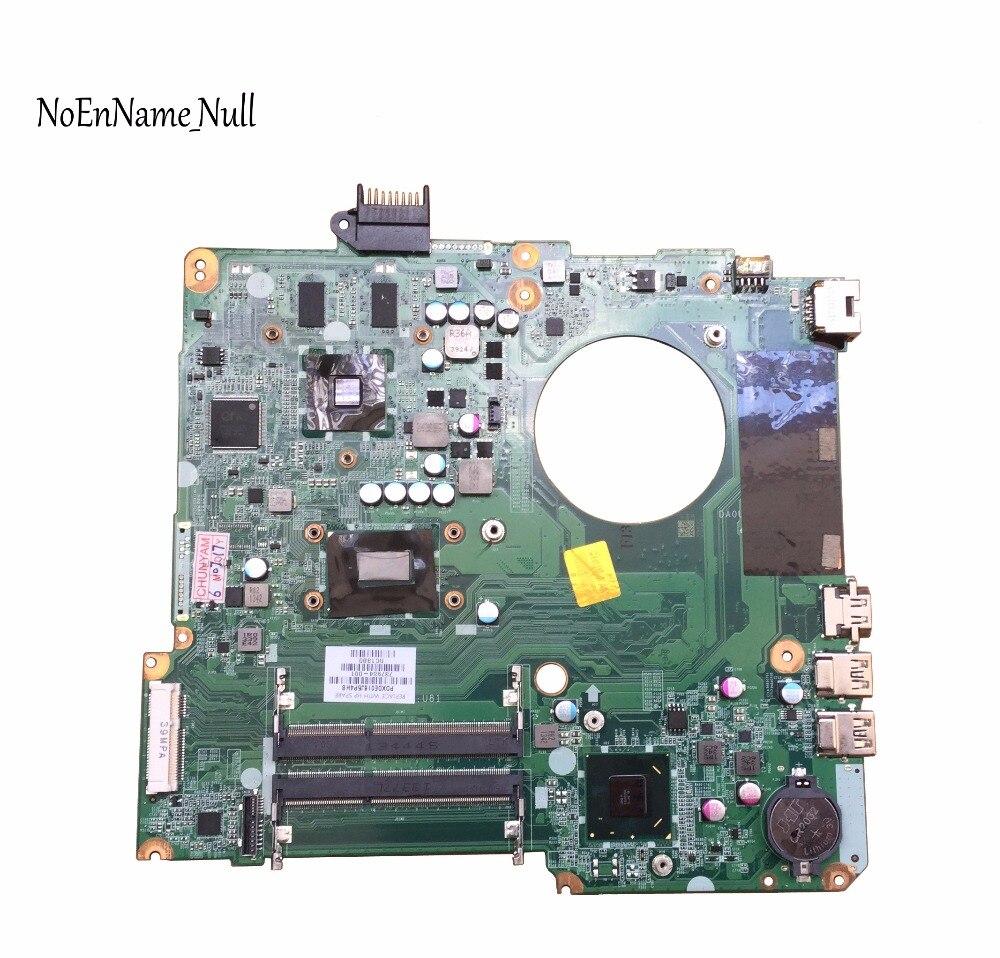 737984-501 737984-001 FOR HP PAVILION 15T-N100 15-N Laptop Motherboard DA0U81MB6C0 REV:C 8670M 1G HM76 I3-3217U 100% Tested