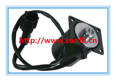 Excavator spare parts, Pump Solenoid Valve 708-23-18272 apply to excavator PC200-3,3PCS/LOT,Free shipping цены