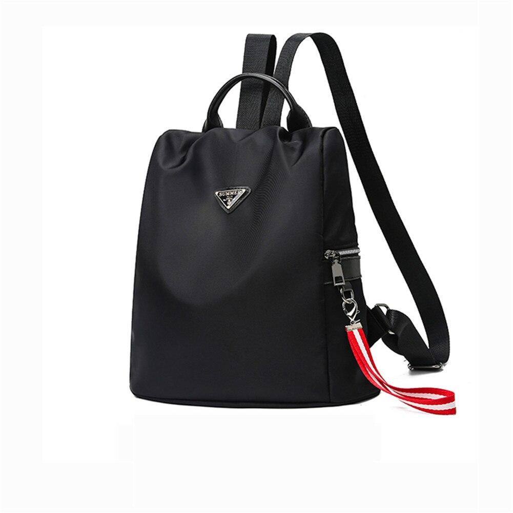 601cbf6cf00 Women Backpack Brand Fashion Schoolbag Student Back Pack Leisure Korean  Ladies Knapsack Laptop Travel Bags School Teenage Girls-in Backpacks from  Luggage ...