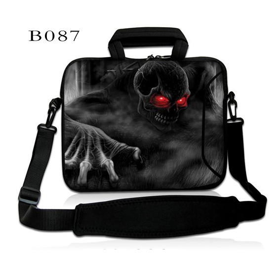 Ghost 10 Laptop Shoulder Sleeve Bag Case For 10.1 Samsung Galaxy Tab/Apple iPad Air/Sams ...