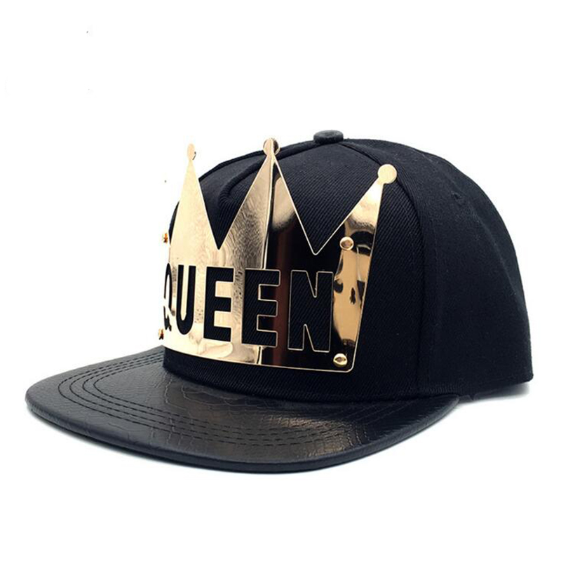 2017 fashion novelty baseball caps metal with