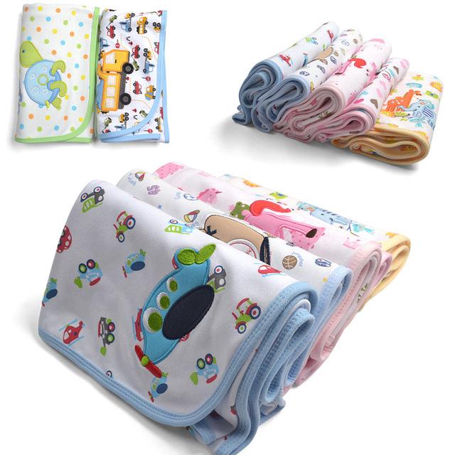 Bebê recém-nascido Receber Blanketsis Capa Multifuncional Bebês Quilt Colchas