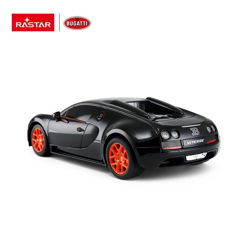 Veyron Grand Sport Vitesse: Rastar Licensed Bugatti Veyron Grand Sport Vitesse Rc Car