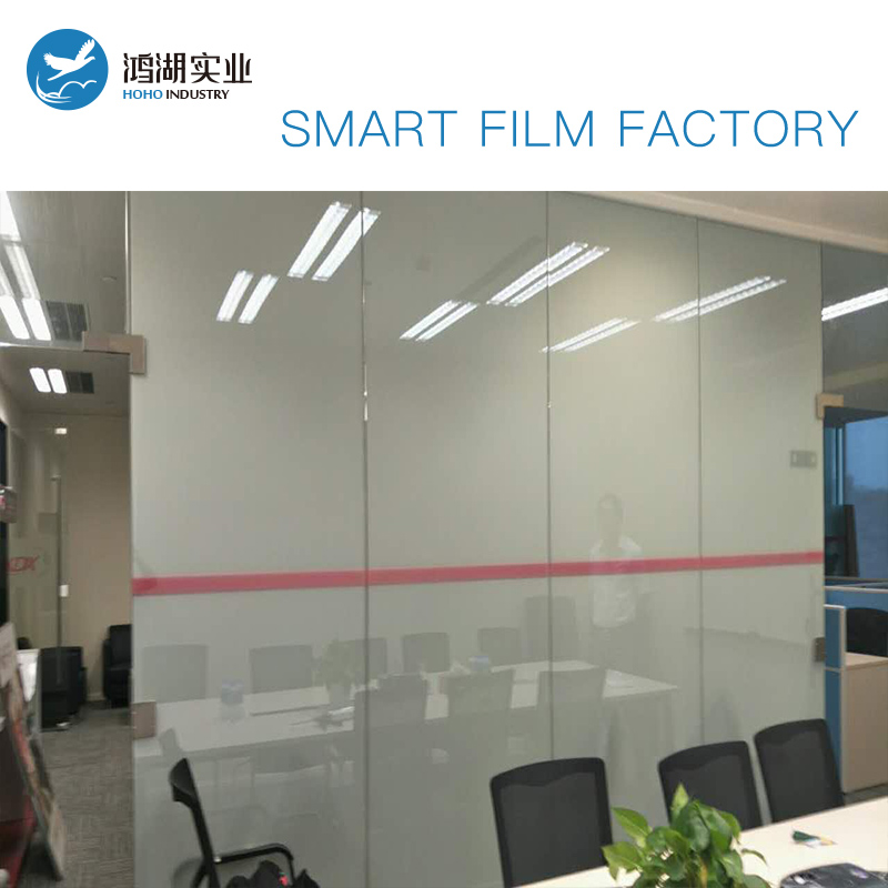Sunice 1.2mx3m size can be customized Privacy Magic Film Building /Automobile window tint Magic smart film