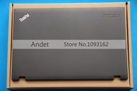 New Original For Lenovo ThinkPad L540 LCD Back Rear Lid Cover Top Case 04X4855 Slim