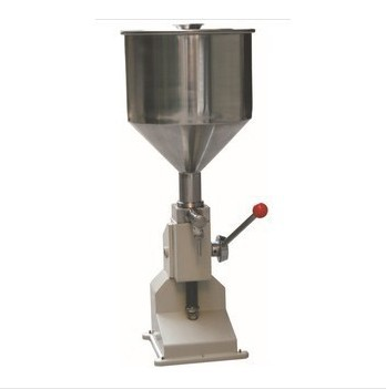 Hot Manual Bottle Filling Machine (5~50ml) Manual Liquid Filling Machine A03 a03 upgraded high precision small bottle handle operate stainless steel manual paste liquid filling machine 5 50ml