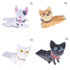 Cute Cartoon Dog Door Stopper Holder for Children Home decoration