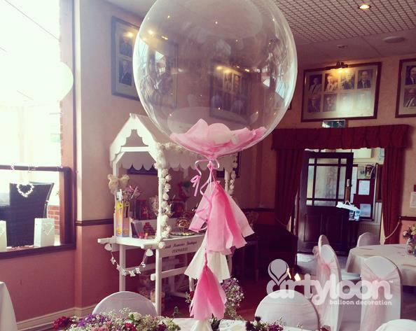 Wholesale 20pcslot Clear Bubble Balloons Wedding Brithday