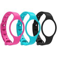 YEINDBOO Smart Watch Wristband Smart Accessories Black Strap Spare Watch Belt