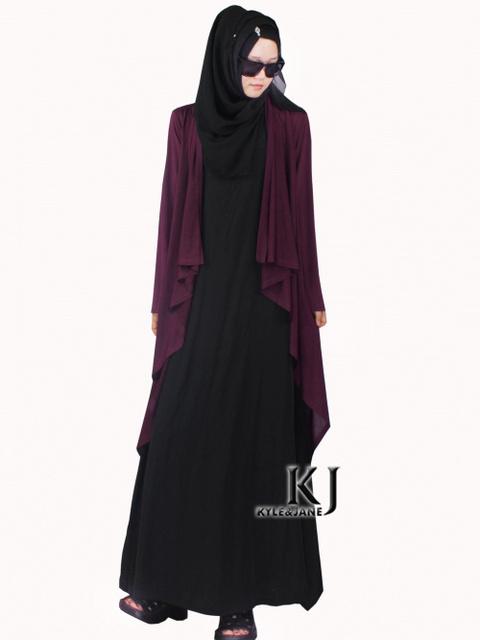 2015 cardigan djellaba turco Muçulmano roupas femininas casaco longo dubai moda de alta qualidade completo manga exteriores KJ150810