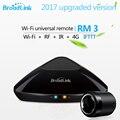 2017 RM3 Broadlink RM2 RM mini3 Pro 2 Автоматизации Умный Дом WIFI + IR + RF + 4 Г Умный универсальный Пульт Дистанционного Управления для iOS Android