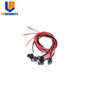 Image 3 - 5pcs per pack DC 12V Electric Lock Shockproof anti theft Electromagnetic Locks For file Cabinet storage shelf