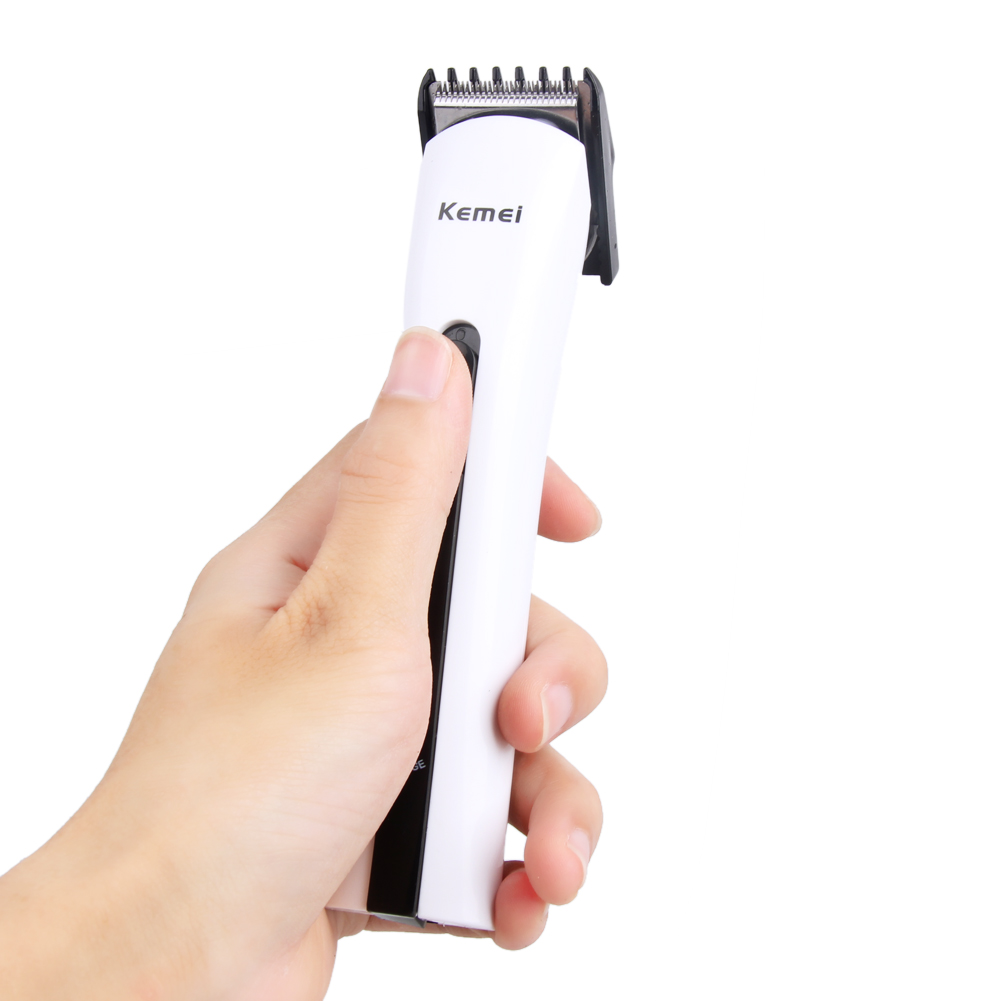 AC 220-240V Rechargeable Professional Kemei Men Electric Shaver Razor Beard Hair Clipper Trimmer Grooming shaver EU plug rechargeable electric shaver silver ac 220v