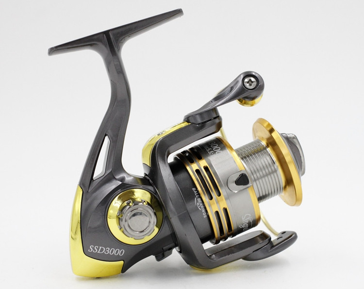 10+1BB Cheap Spinning Reels 1000 2000 3000 4000 5000 6000 7000 Best Saltwater Beach Boat Rock Sea Lure Ice Spinning Fishing Reel  (12)