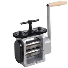 Высокое качество PEPE прокатный стан 110 мм, максимальное отверстие 0-5 мм Европейская ручная работа таблеточная машина ювелирный инструмент и оборудование