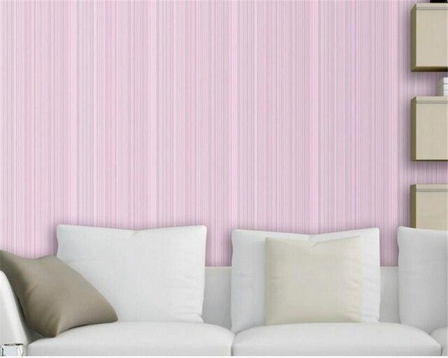 Camera A Righe Verticali : Beibehang moderno di colore a righe verticali tessuto non tessuto