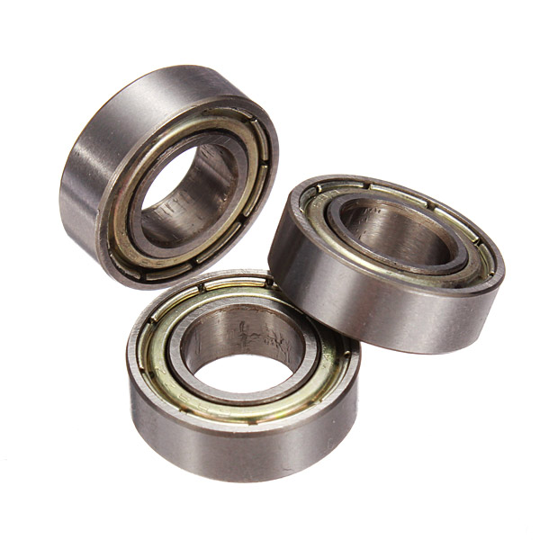 8mm Stainless Steel Radial Ball Bearing for 3D Printer Accessory Mechanical Parts Tool Shafts kb035cpo sb035cpo prb035 radial contact ball bearing size 88 9 104 775 7 938mm