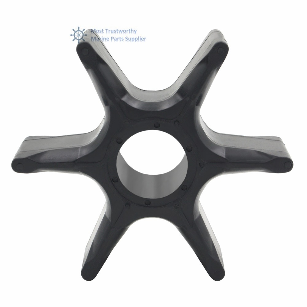 New Water Pump Impeller For Replacement YAMAHA 6E5-44352-01 18-3071 500371 6E5-44352-01-00