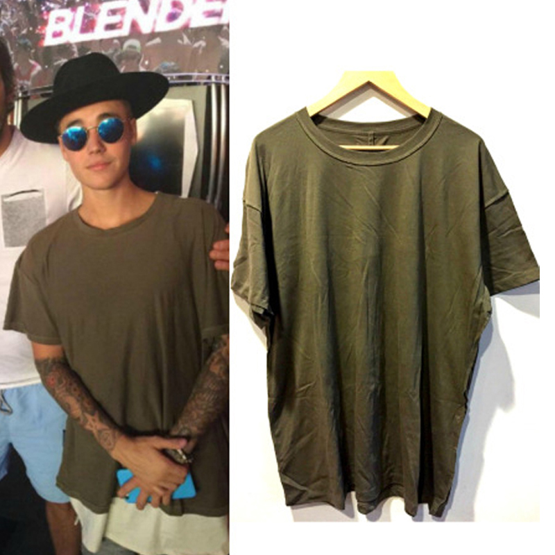 Justin Bieber Style Clothes 2012 fashion mens over size...