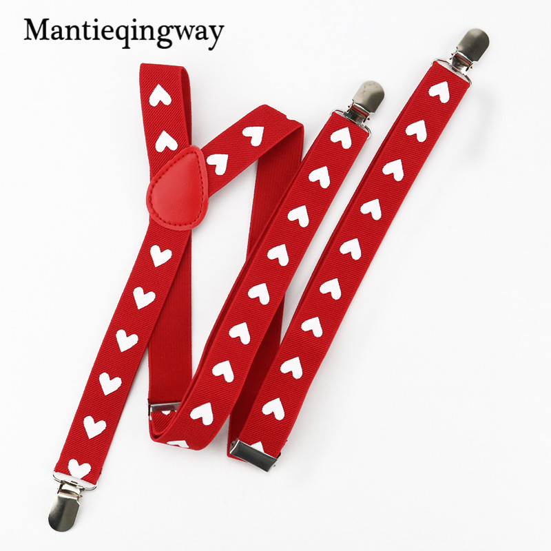 Mantieqingway Y-back Suspender Adjustable Elastic Suspender For Wedding Mens High Quality Suspenders Women Braces Belt Strap
